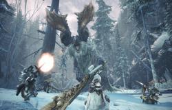 Monster Hunter World:Iceborne更新13.00的补丁说明